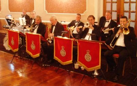 Yorkshire Volunteers Band - Swing Band