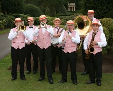 Yorkshire Volunteers Band - Dixieland Jazz Band