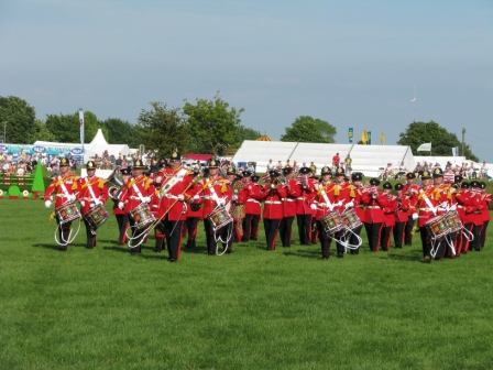 Yorkshire Volunteers Band - Military Marching Display Band